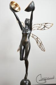 Hauméa bronze - Geneviève Legrand (7)