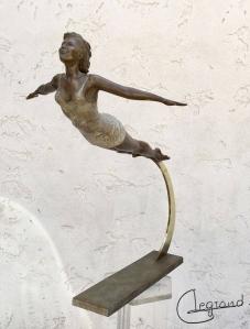 L'envole bronze -Geneviève Legrand (9)