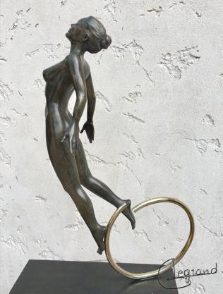 Libération bronze - Geneviève Legrand (9)