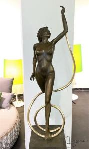 Eclosion Geneviève Legrand sculpteur (1)